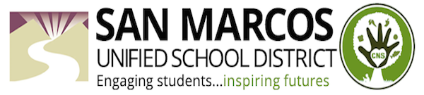 Logo of San Marcos Unified School District